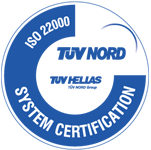 TUV NORD HELLAS ISO 22000